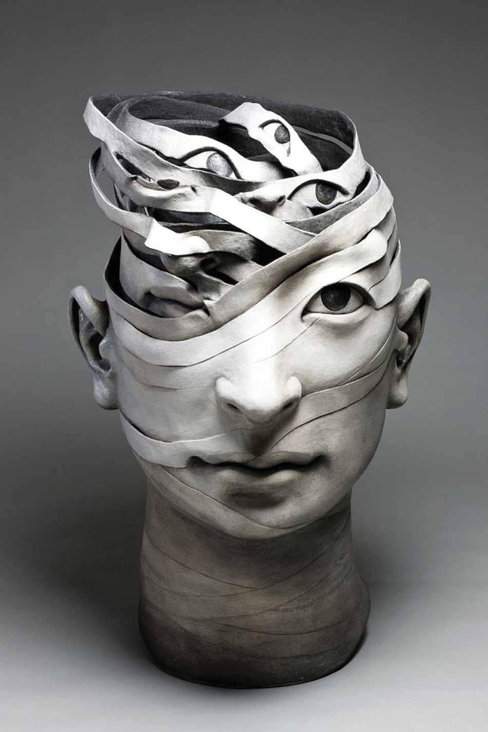 Haejin Lee, Face, 2009.