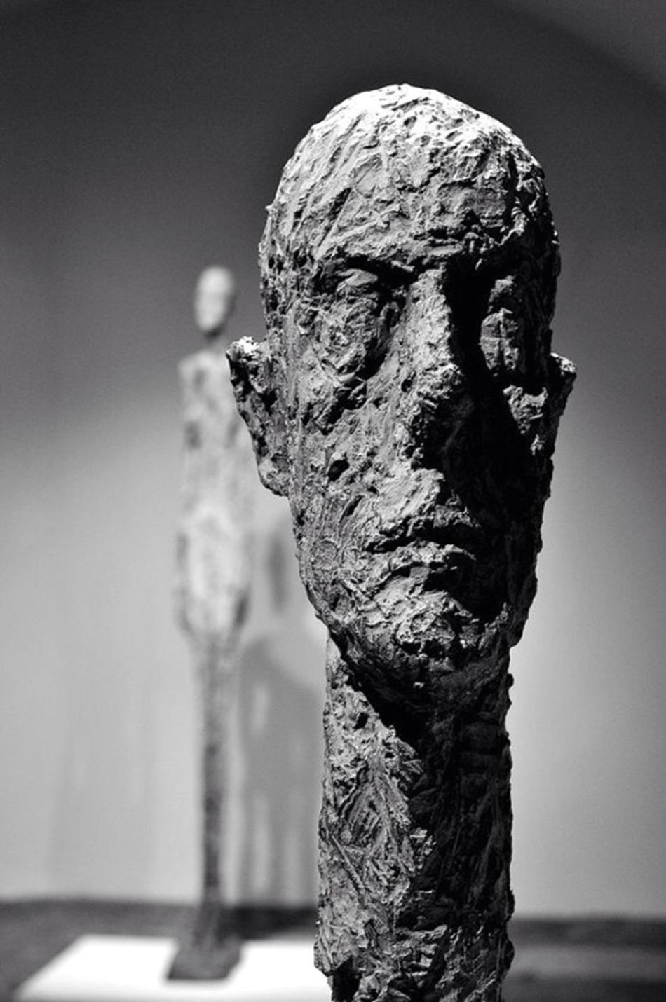 Monumental Head – Alberto Giacometti