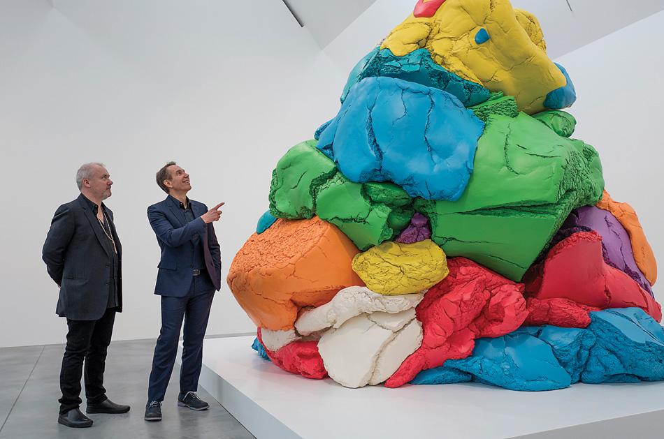 Jeff Koons – Play-Doh, 1994-2014,