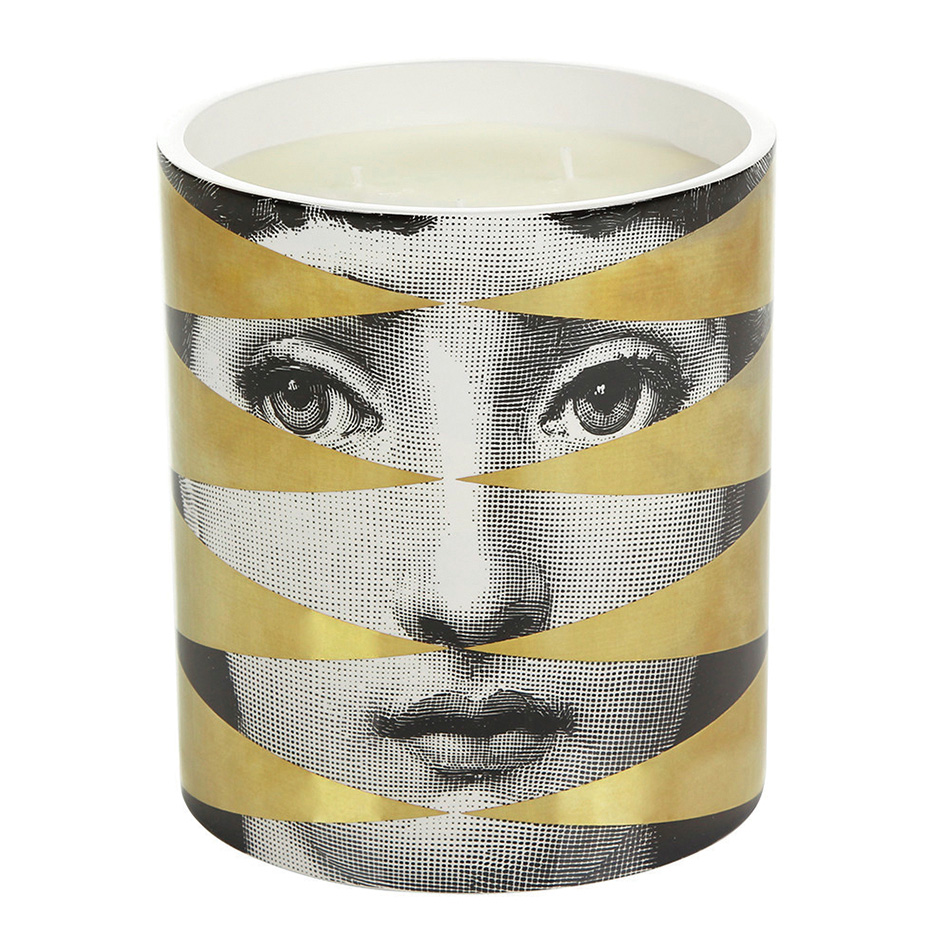 candle by Fornasetti Available from camilleriparismode
