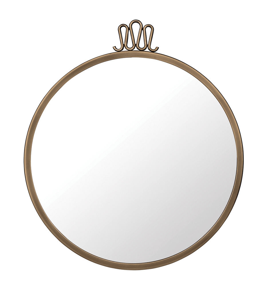 Gubi Mirrors Available from Loft