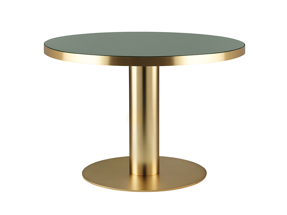 GOLD Dining table 110cm diameter. Starting from €1,665.