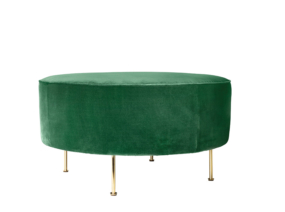 Modern Line Pouffe 80cm diameter. Starting from €1,350.