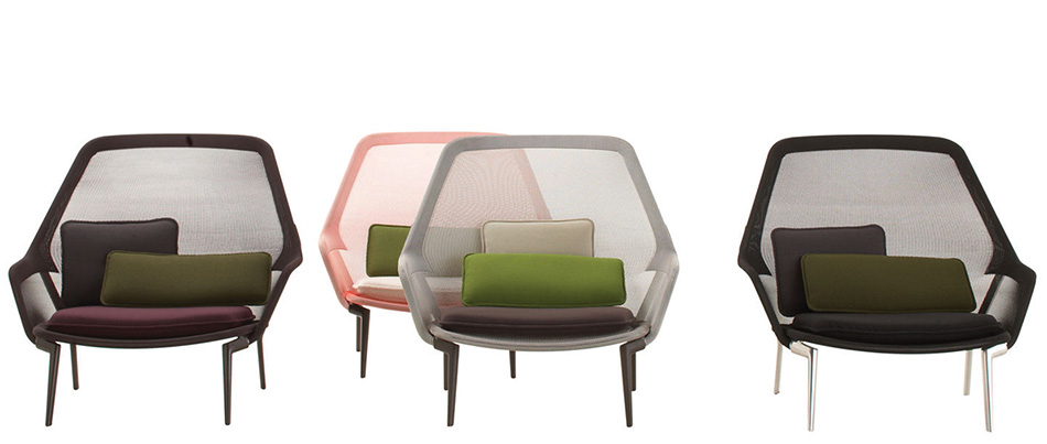 Slow Chair by Vitra available at Dex Workspaces, Mdina Road, Qormi