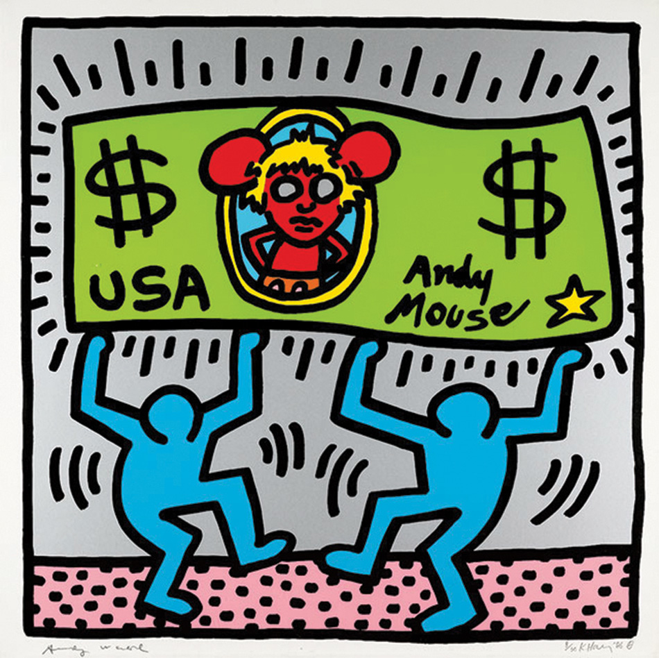 keith-haring-money