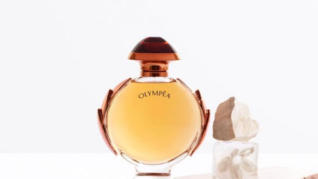 Paco Rabanne's Olympea Intense