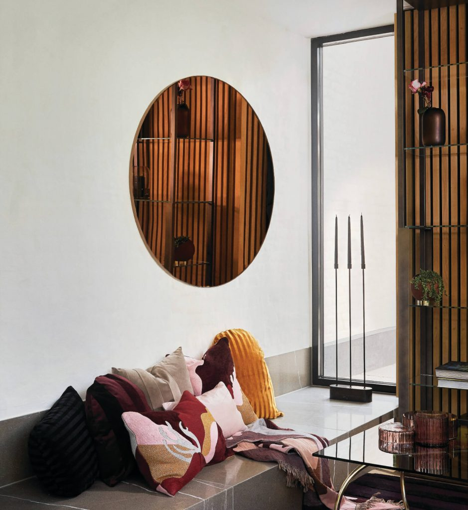 Circum Wall Mirrors