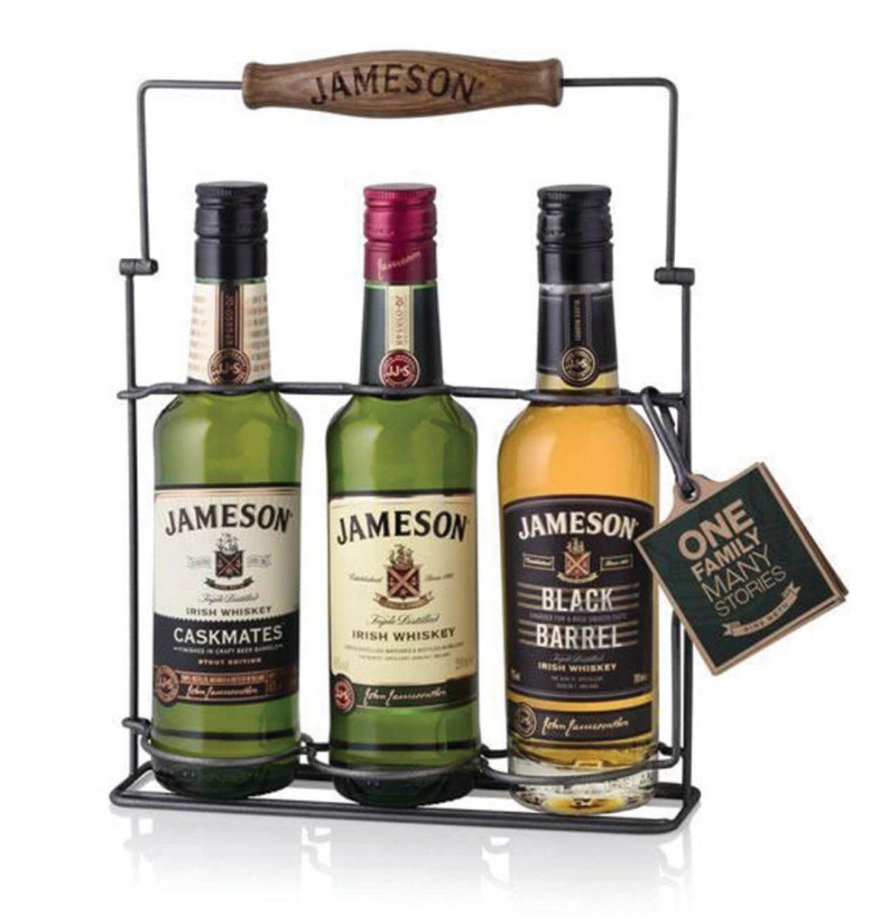 Jameson Family Pack