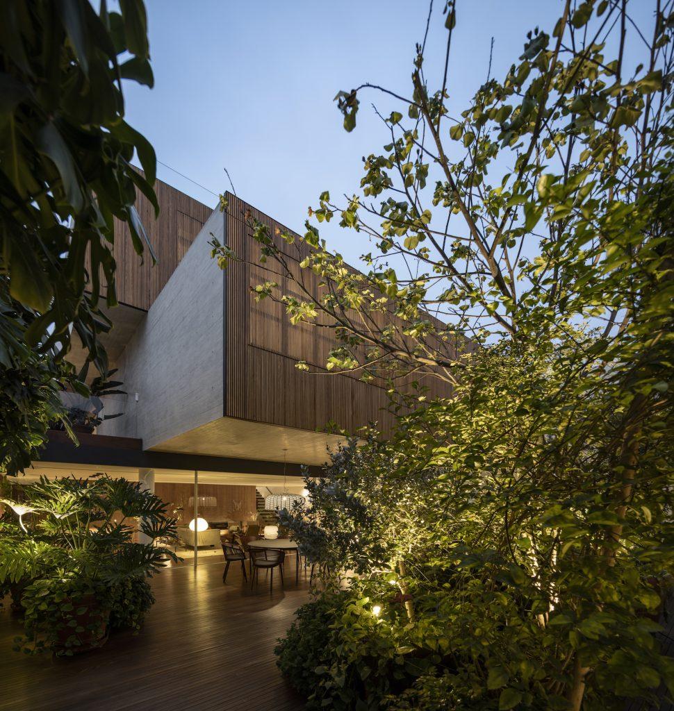 architecture peru